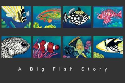 Photo of: A Big Fish Story